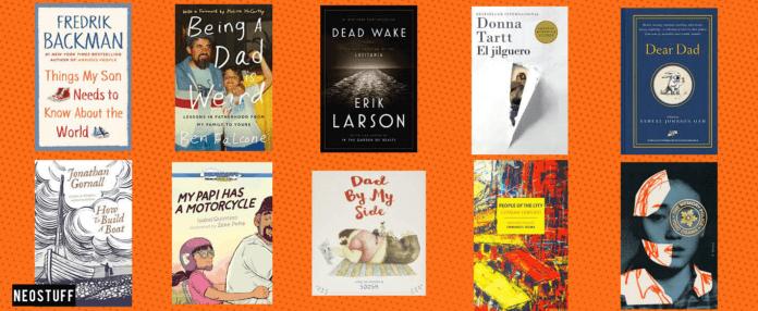 Libros para regalar el Día del Padre en 2021