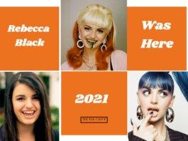 Rebecca Black was here
