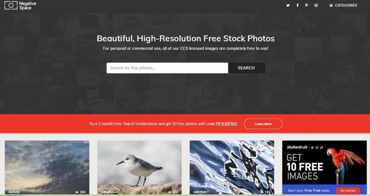Dónde encontrar imagenes libres de copy right