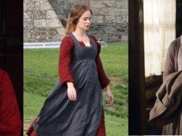 actrices que estuvieron embarazadas durante rodajes
