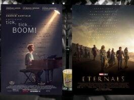 Películas que se estrenan en Noviembre 2021